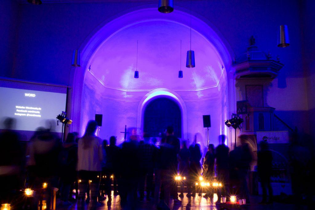 Jugendgottesdienst in der Martinskirche Nierstein