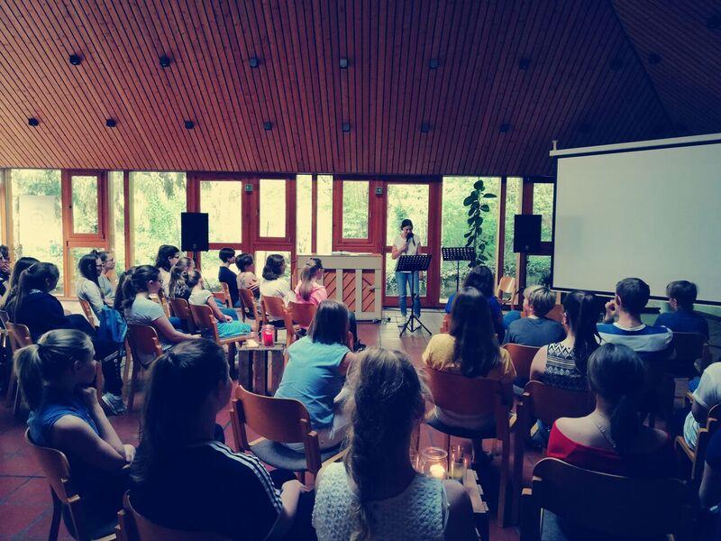Jugendgottesdienst im Johannes-Busch-Haus-Nierstein